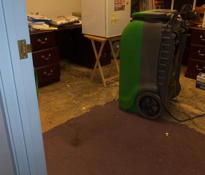 Water damage in Huntington, WV After