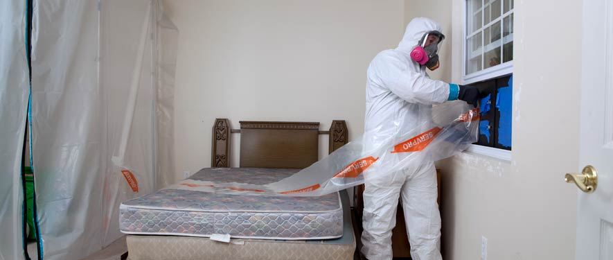 Huntington, WV biohazard cleaning